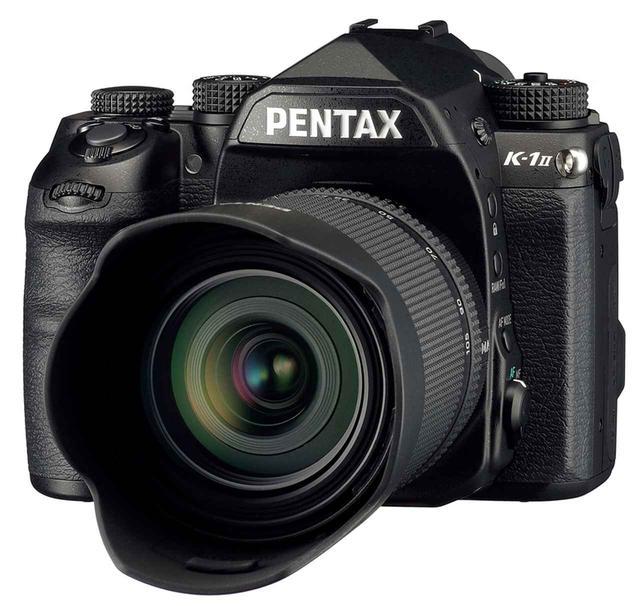 画像1: リコー PENTAX K-1 MarkⅡ