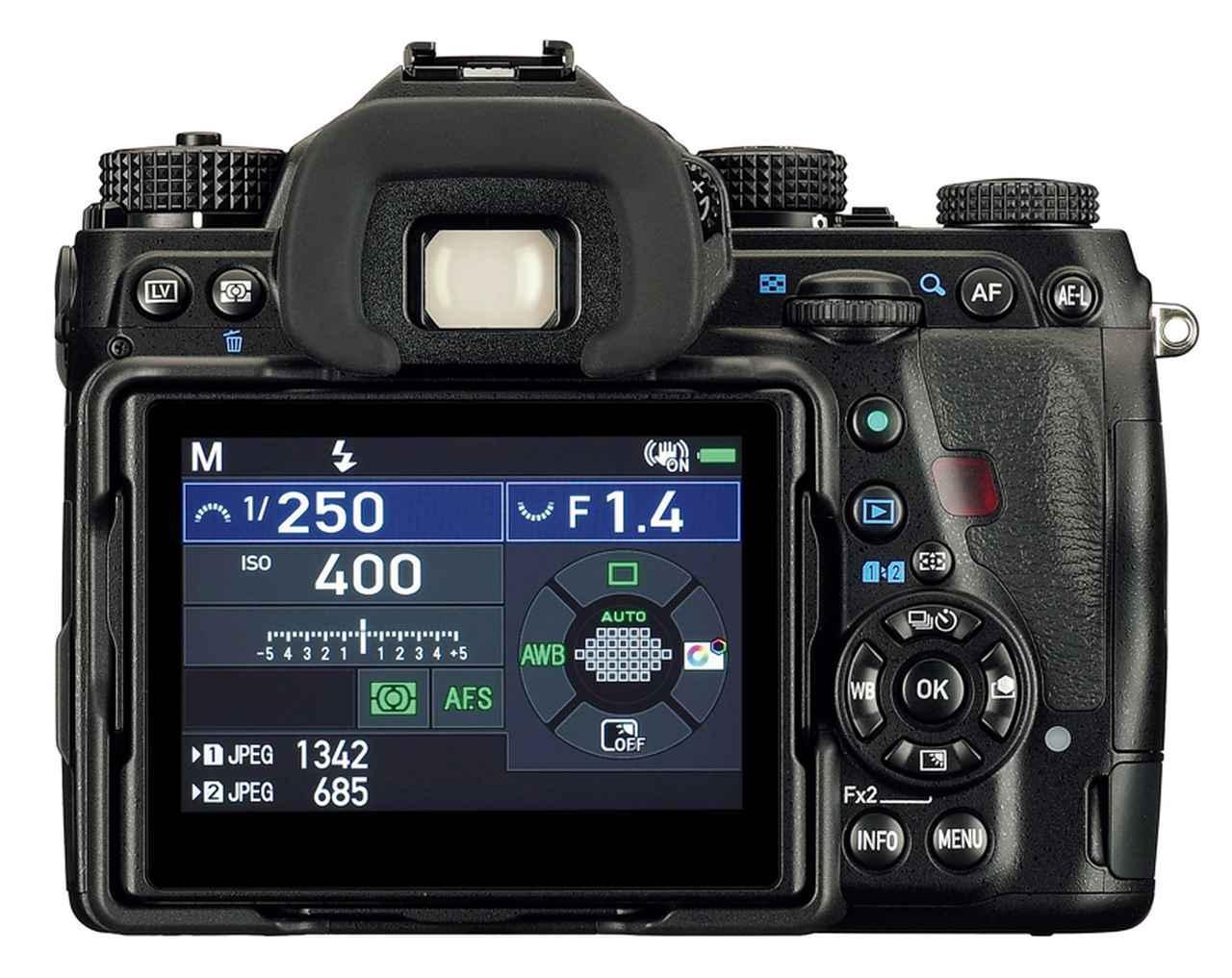 画像2: リコー PENTAX K-1 MarkⅡ