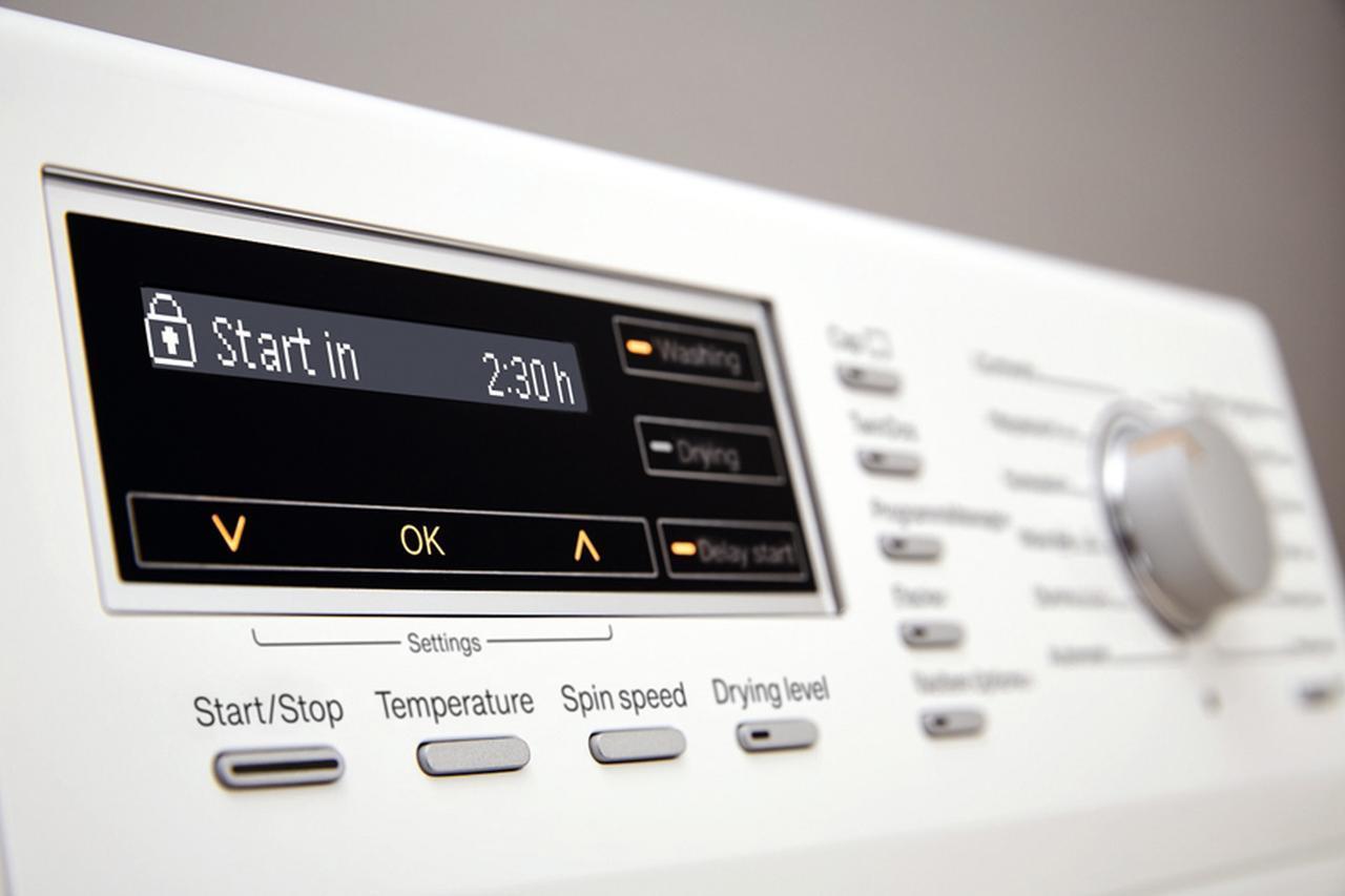 画像: 専用洗剤まで開発されるイノベーティブなドラム式洗濯乾燥機