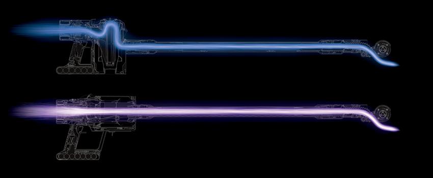 画像: 気流が一直線に通ることで、吸引力アップや運転時間延長などのメリットが生まれた。