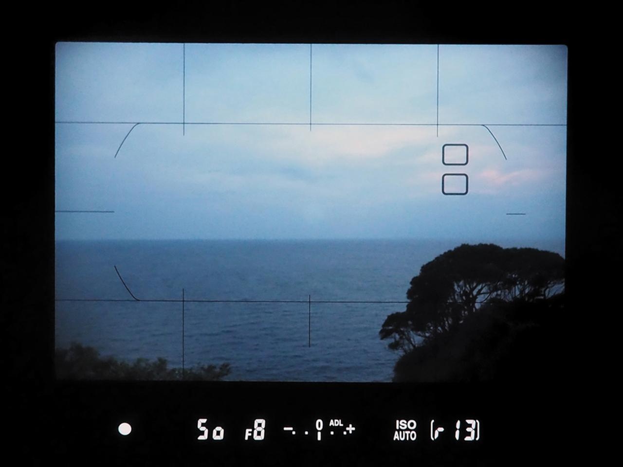 画像: 【ピント】▶「AFエリアモード」をオートに設定