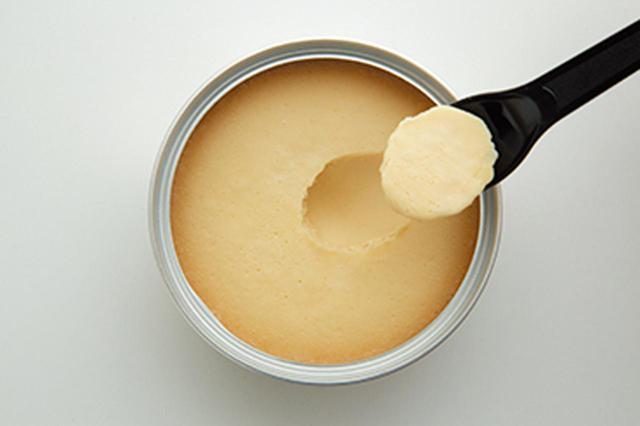画像: 内容量は150グラム。写真のチーズケーキのほか、西尾抹茶のチーズケーキ、ガトーショコラの3種類がある。