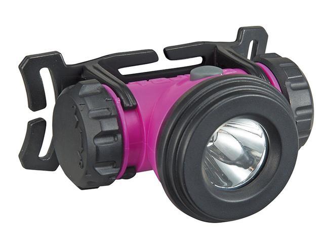 画像: TAJIMA LEDヘッドライトM075D 実売価格例:2260円