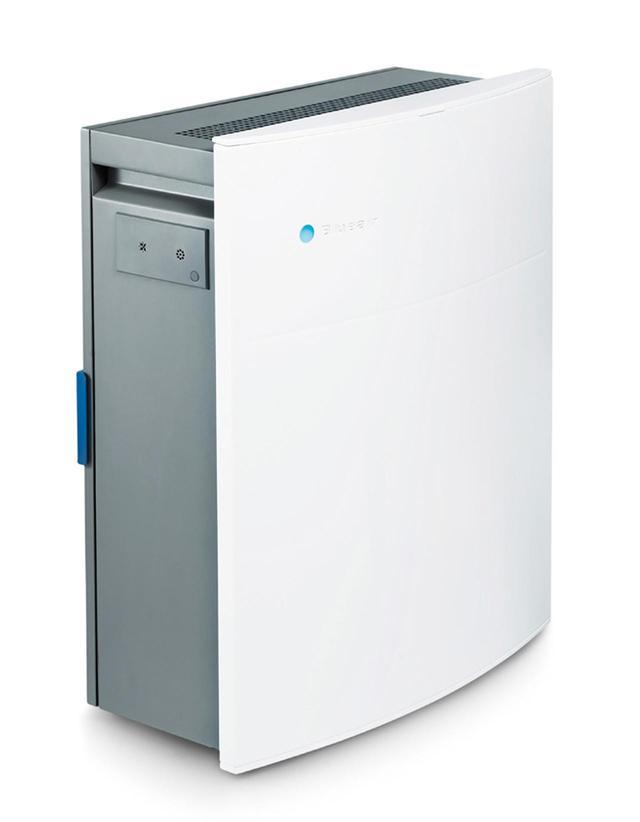 画像: HEPASilentテクノロジーで素早く空気汚れを除去する