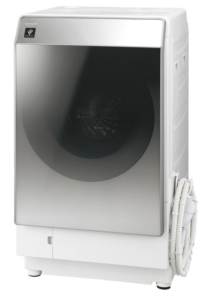 画像: マイクロ高圧洗浄に加えハイブリッド方式の乾燥機能も魅力