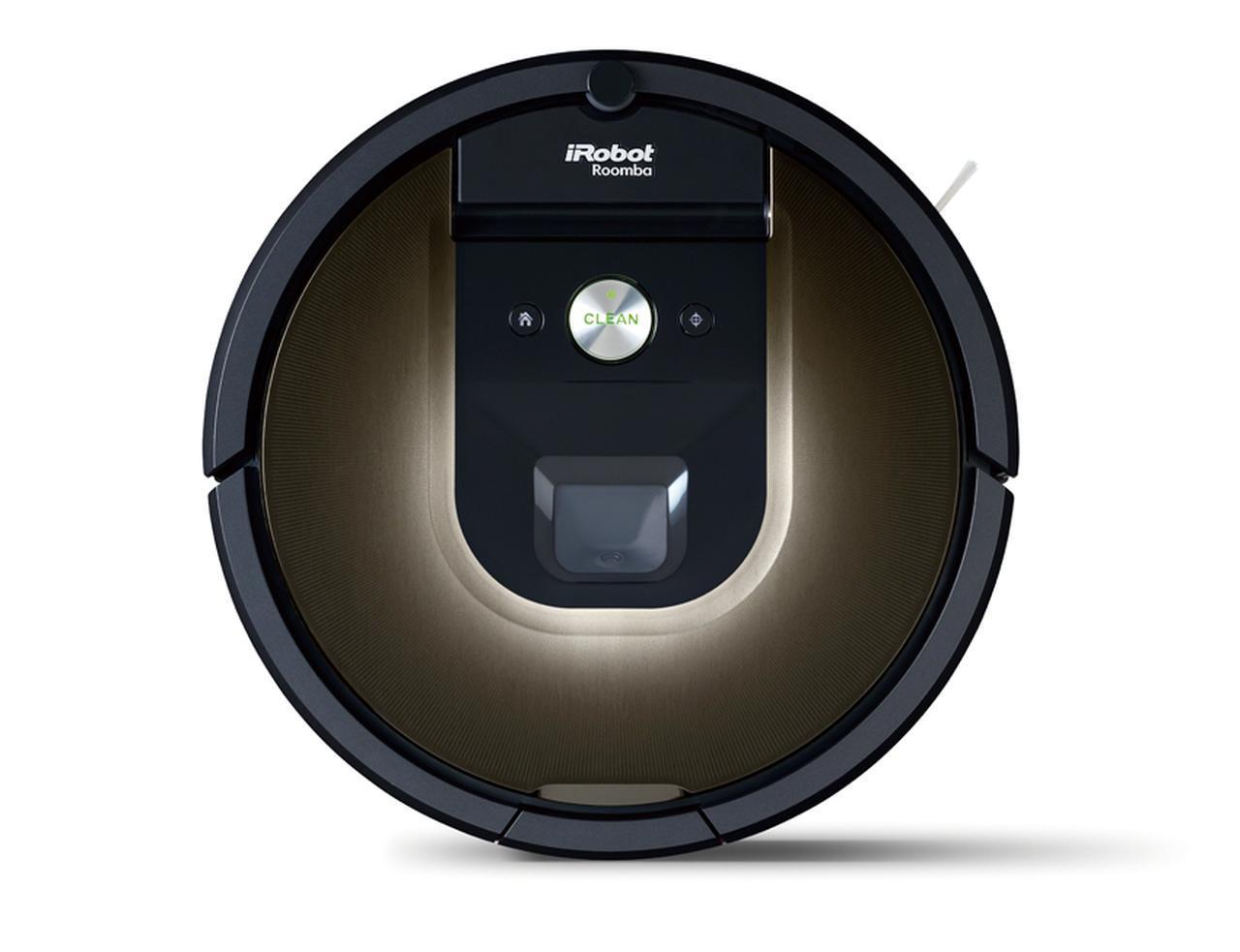 画像: スマートスピーカーによる音声操作も可能なルンバの最上位機