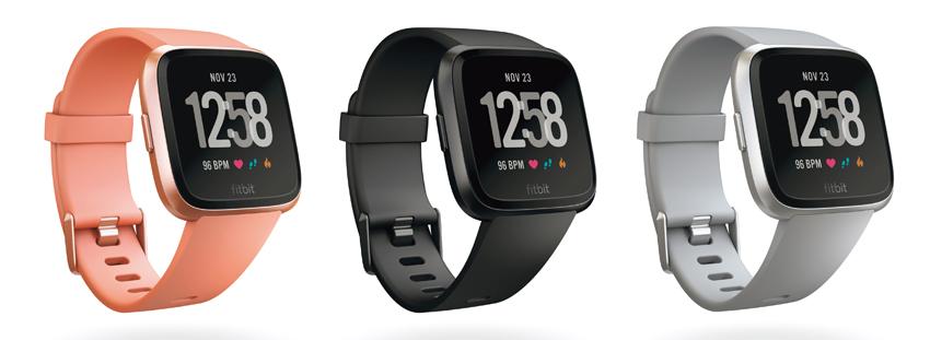 画像: フィットビット Fitbit Versa