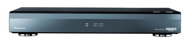 画像: UHDブルーレイの再生に対応し、最大10チャンネルの全録も可能。放送に加えて、写真や音楽をスマホで視聴できるなど、クラウド連係機能がさらに充実。最大6チャンネルの全録に対応した下位モデルも2機種用意される。