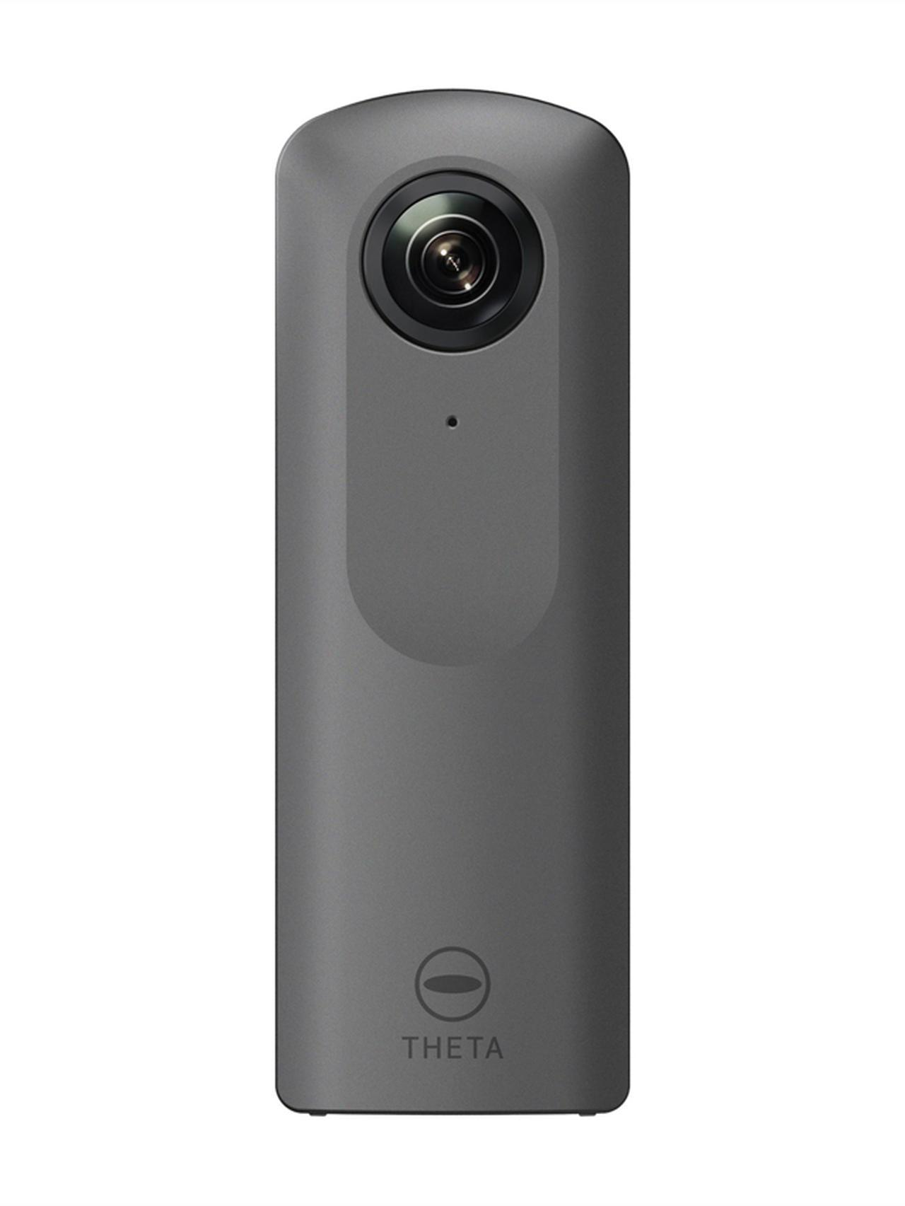 画像: 背面にもカメラを搭載