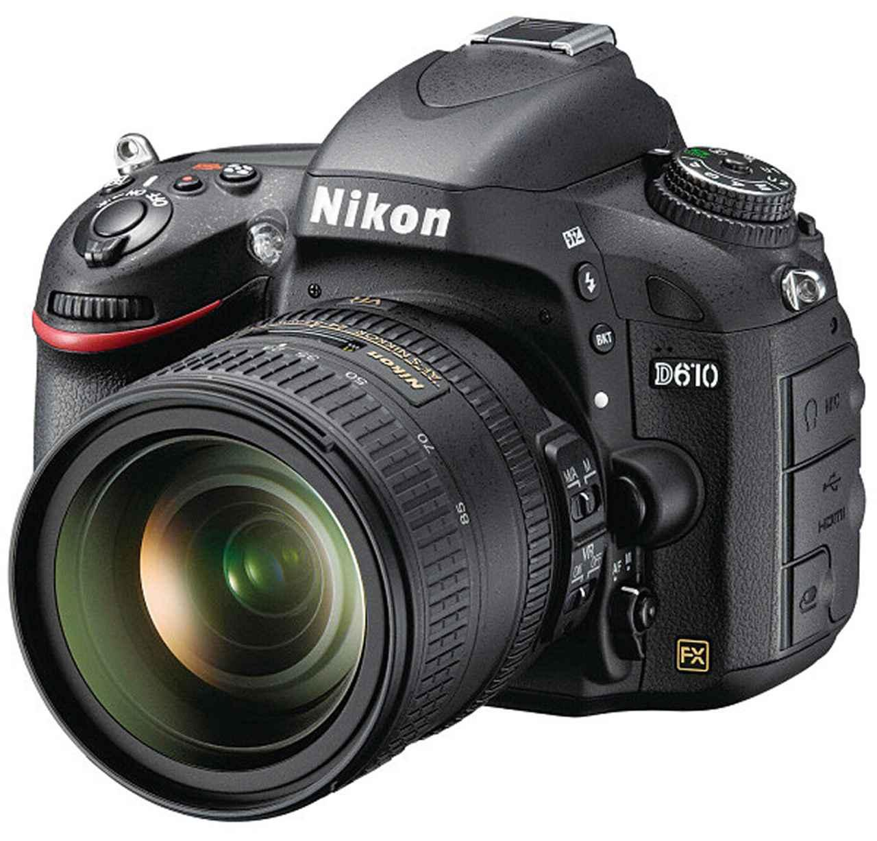 画像: 機能では劣るが、D750よりも5万円近く安い