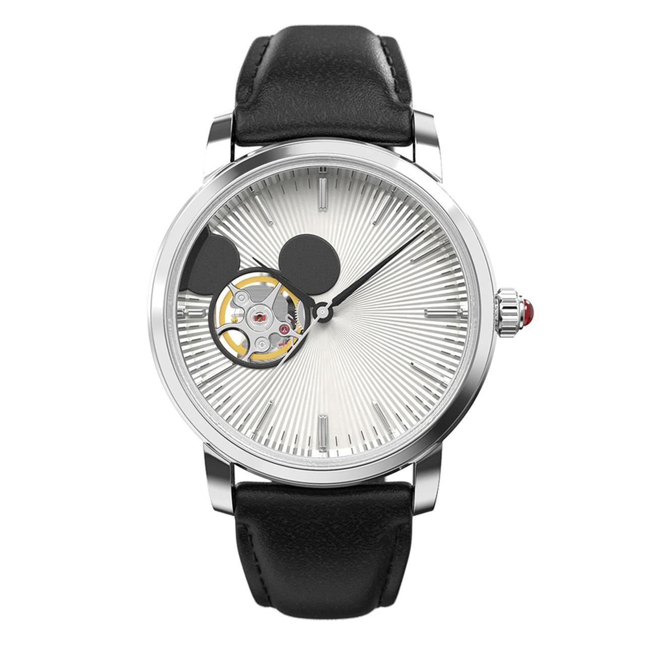 画像: ケイ・ウノ カストヴァ ディズニー オーダー時計 オーダー価格例:15万6800円(下のミッキーマウスモチーフの価格例)