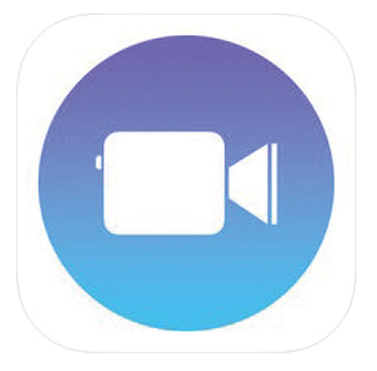 画像: ❺手軽に使えるアップル純正の動画クリップ撮影アプリ