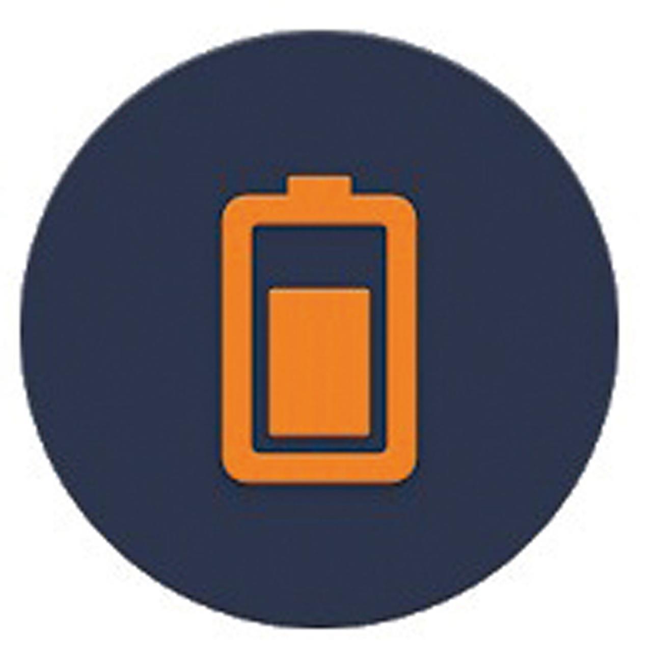 画像1: ❹画面の明るさなどを設定してスマホのバッテリーを節約