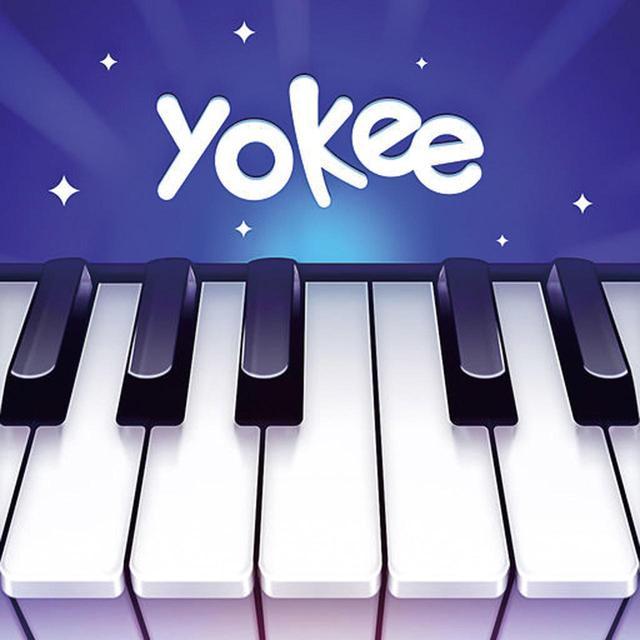 画像: ❷リズムゲーム感覚でさまざまな楽曲のピアノ演奏を楽しめる