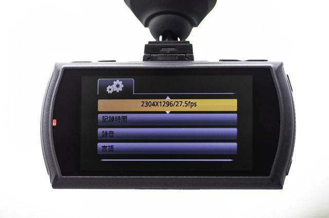 画像: 30fpsでは、西日本でLED信号の点灯が記録できないケースがある。写真の機種のように27.5fpsに設定できるなら、全国どこでも信号の記録がしっかり行える。