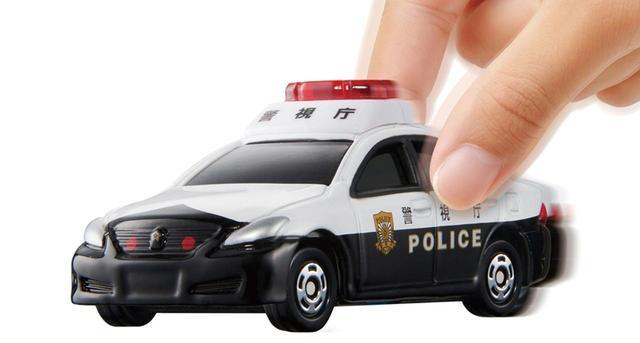 画像: トヨタ・クラウン パトロールカー