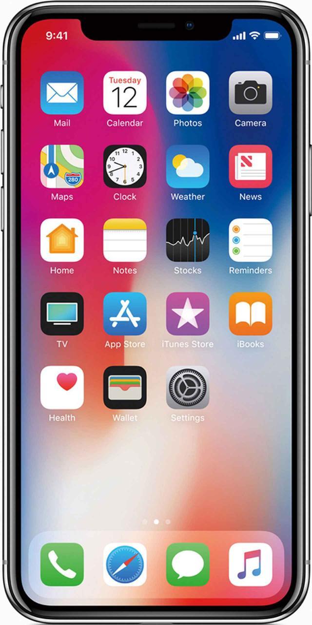 画像: ホームボタンを搭載せず、新しい操作性を取り込んだ新機種の登場で、iOS端末も選択肢が増えた。