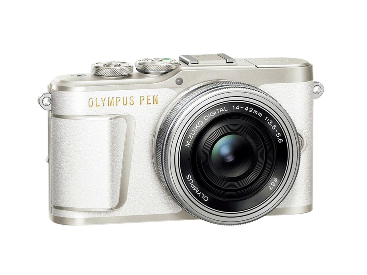 画像: オリンパス E-PL9 実売価格例:6万7550円(ボディ)