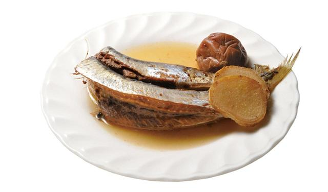 画像: いわしの梅煮は、さわやかな風味で優しいおいしさ。