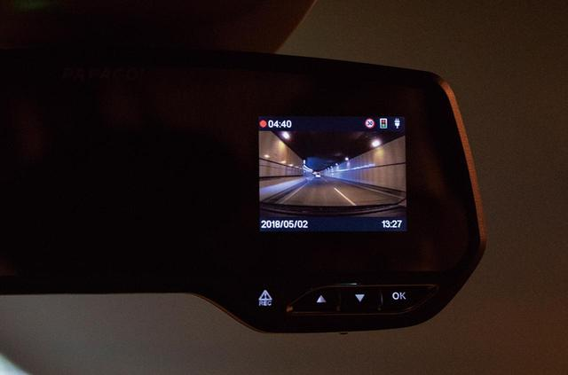 画像: 操作ボタンと画面上に表示される操作ガイドが対応しているため、わかりやすい。メニューも見やすく快適。
