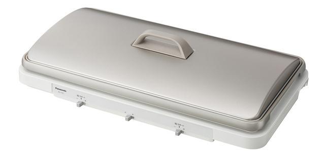 画像1: パナソニック IHデイリーホットプレート KZ-CX1 実売価格例:5万6520円