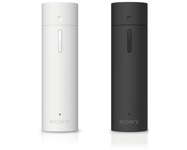 画像: 香りのウォークマンと呼ばれる携帯用アロマディフューザー。