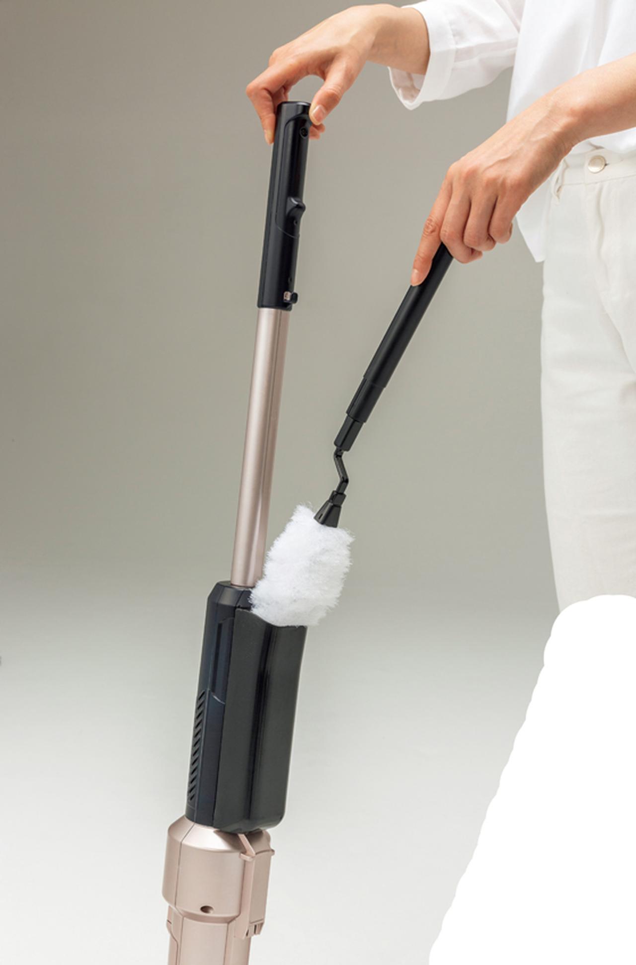 画像3: 独自構造がおもしろい オリジナル掃除機4選! 8月の「新製品」セレクション【3】