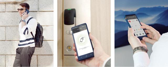 画像: 今後、スマホがホテルの鍵になったり、部屋内の空調やテレビをコントロールできるように機能強化が図られる。ホテル内での精算やタクシーを呼べるサービスも計画されている。