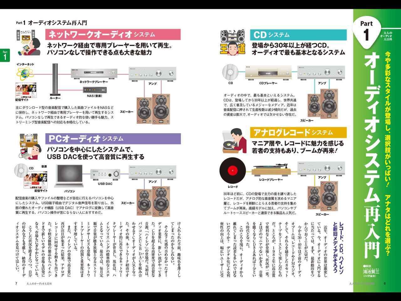 画像3: 特選街ムック「大人のオーディオ大百科2018」発売中!