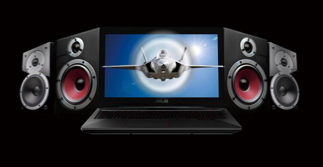 画像: Core i7CPU、8Gバイトのメモリーに加え、GeForce GTX1050グラフィックを採用。ディスプレイはフルHDだが、外部出力は4Kに対応。オーディオシステムはB&Oとの共同開発によるもので、高音質だ。