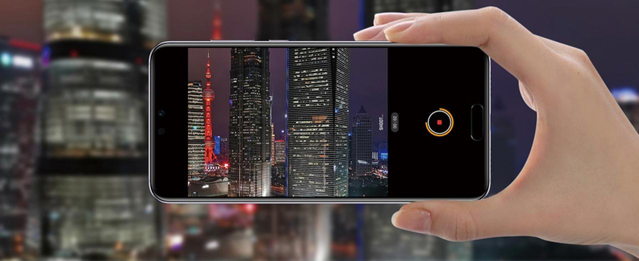画像: 高性能AIを搭載し、撮影シーン設定、AF、手ブレ補正を高度に制御することができる。