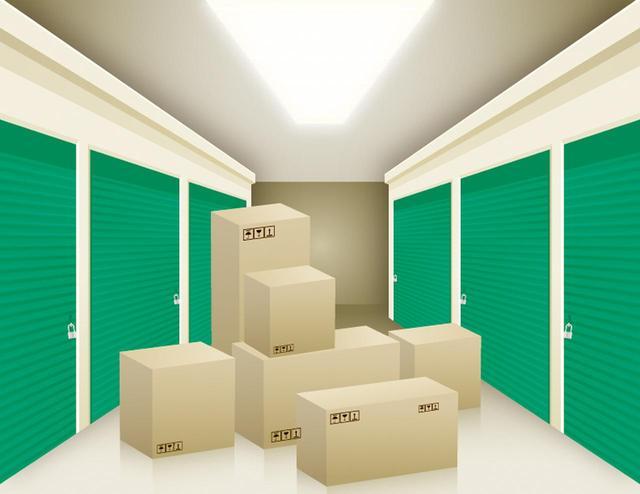 画像: トランクルームは、定温・定湿の室内型がおすすめ。例えば、日通のトランクルームは温度15〜20℃、湿度50〜60%となっている。