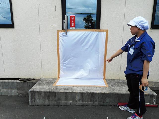画像: 水圧がかかることでドアのすき間をピタッと埋めるので、水の浸入を防げる。