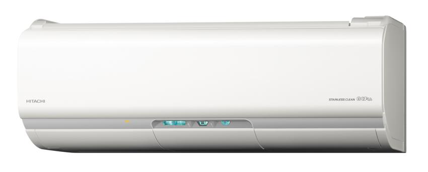 画像: 画像カメラや温度カメラ、近赤外線LED技術による「くらしカメラAI」を搭載するエアコン。室内にいる人の数や位置、活動量、温度分布や湿度分布、床材、窓、家具の配置や形状までをセンシングし、体感温度の変化を予測して賢く動作する。新たに、熱交換器の汚れを洗い流す「凍結洗浄」を搭載した。