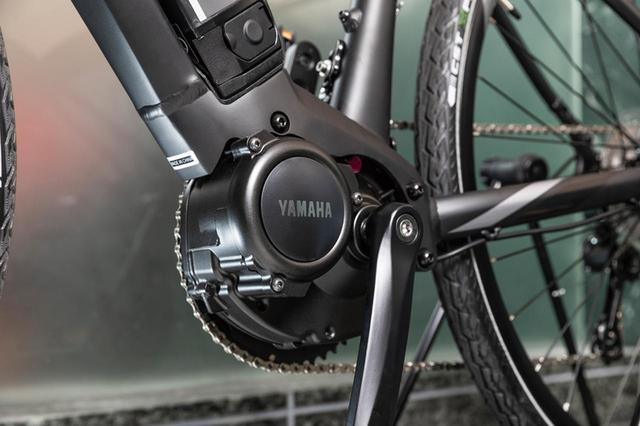 画像: スポーツ走行に適したドライブユニットを搭載。