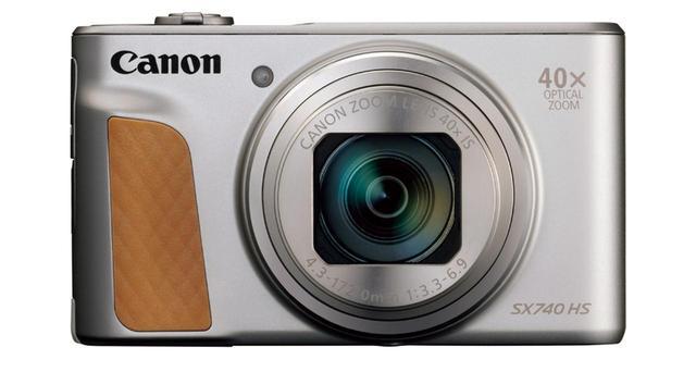 画像1: キヤノン PowerShot SX740 HS
