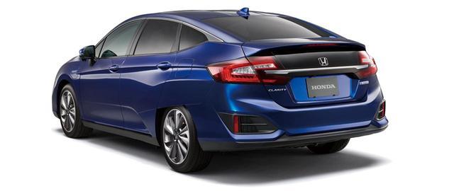 画像2: Honda CLARITY PHEV