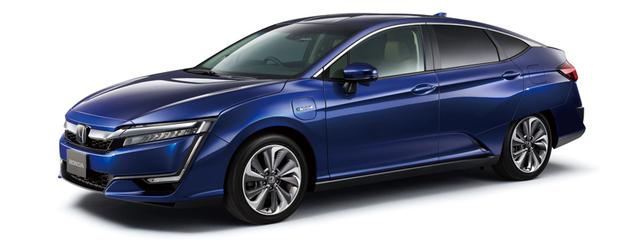 画像1: Honda CLARITY PHEV