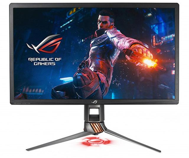 画像1: ASUS ROG Swift PG27UQ