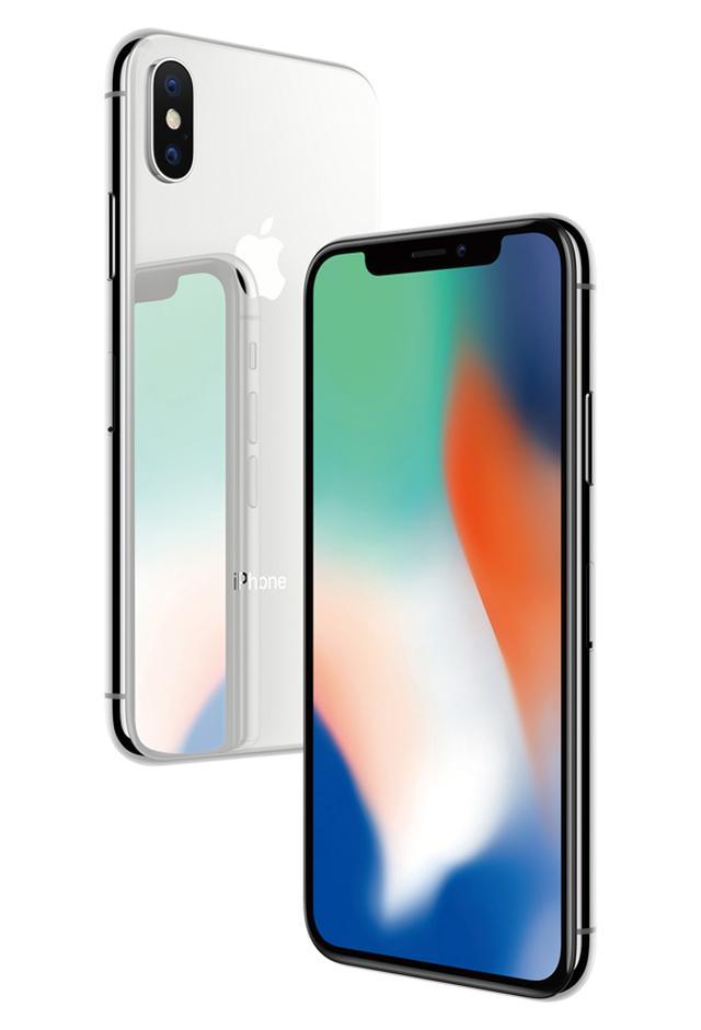 画像: 新デザインのiPhoneとして、昨年11月に発売。5.8型のフルスクリーンを搭載し、背面には1200万画素のデュアルカメラを搭載。顔認証や防水、Suicaにも対応。