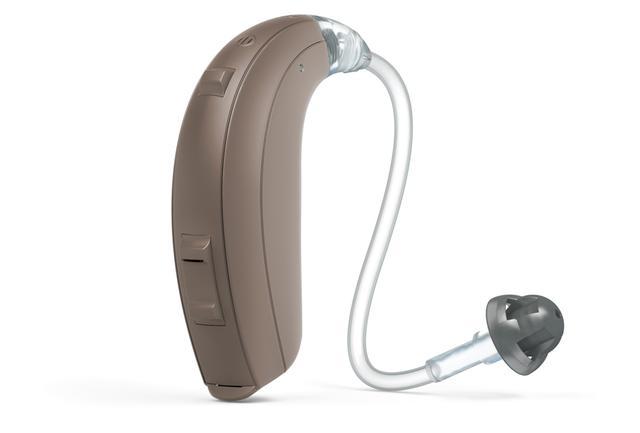 画像: 耳かけ型 適応難聴度:軽・中・高 電池寿命:約220時間 スマホ連係:別売リモコン使用 音質調整メモリー:なし