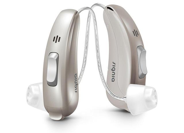 画像: 耳かけ型 適応難聴度:軽・中・高・重 電池寿命:約105〜120時間 スマホ連係:リモコン 音質調整メモリー:6種類