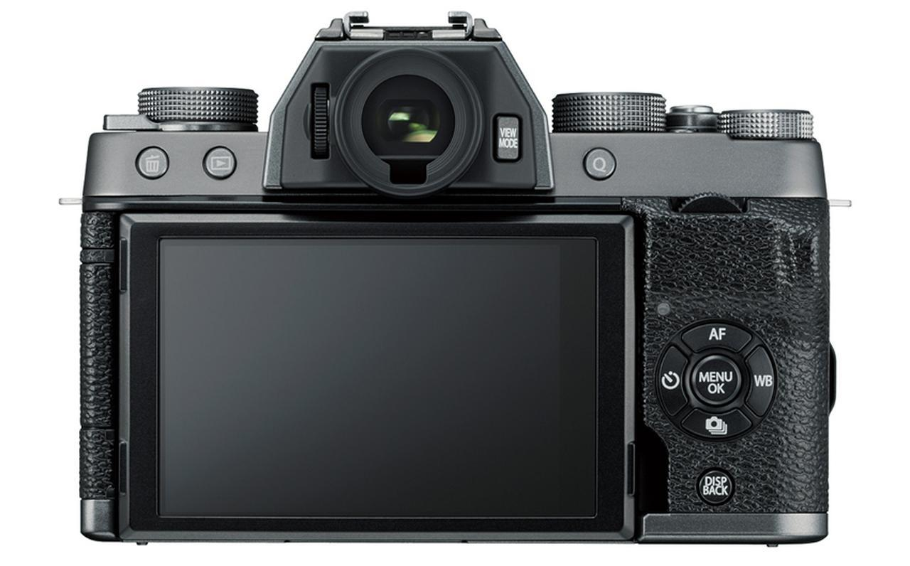 画像: 富士フイルム X-T100 実売価格例:7万800円(ボディ)