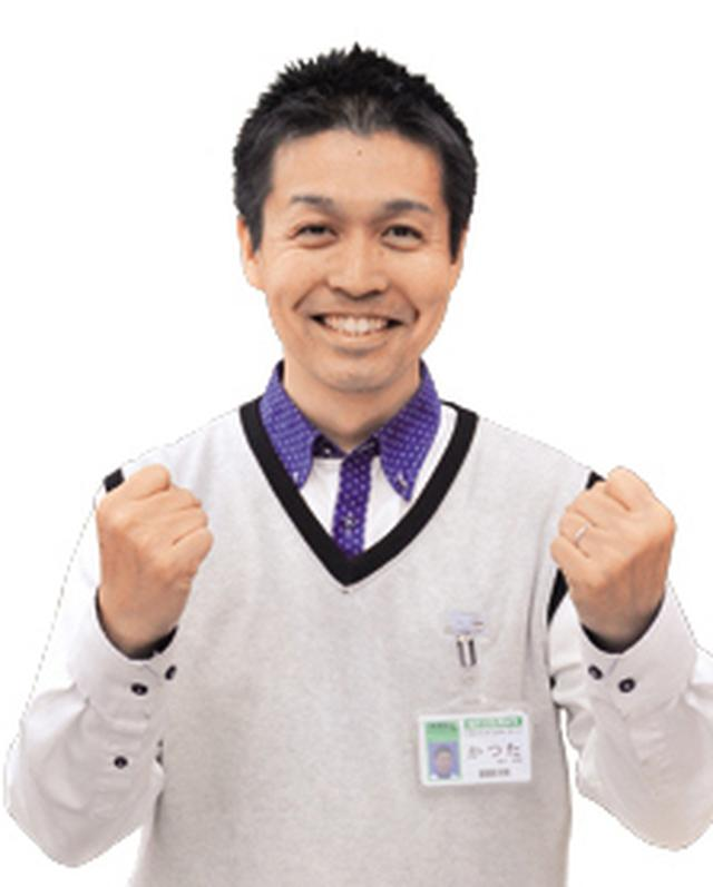 画像: ヨドバシAkiba 勝田泰幸リーダー ヨドバシAkibaのカリスマ店員。プライベートでも家電好きで自宅に多数所有。