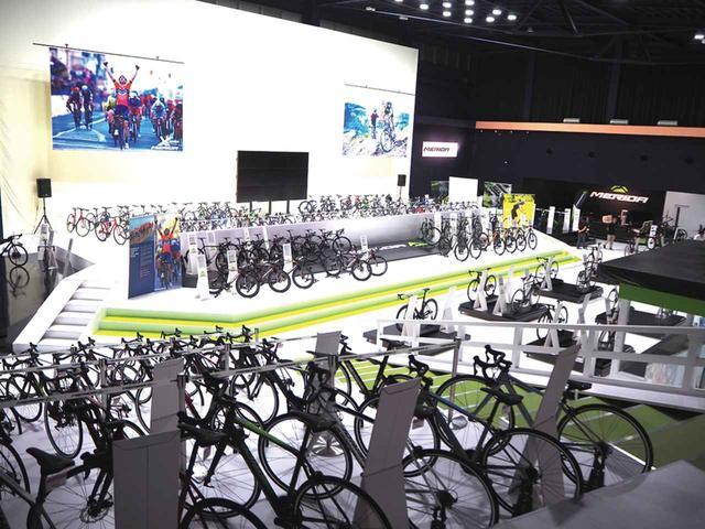 画像: 伊豆の国市に9月にオープンした「MERIDA X BASE」。CRUISEほか、MERIDAブランドのバイクを全車種レンタルすることができる。