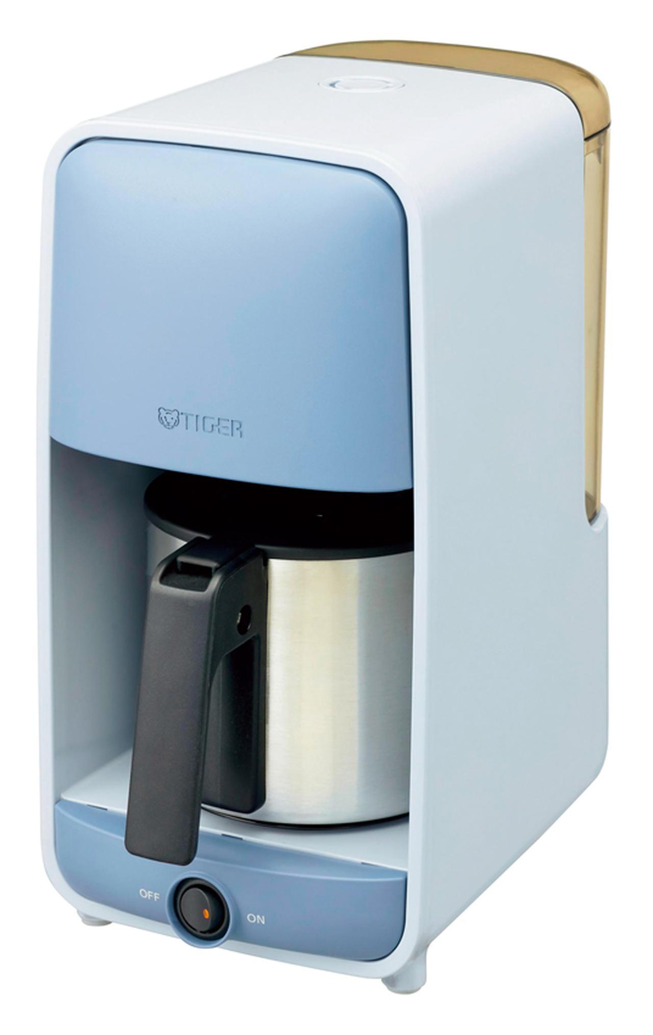 画像2: 通も納得のコクと香り! 象印のコーヒーメーカーに注目【珈琲通EC-RS40型】