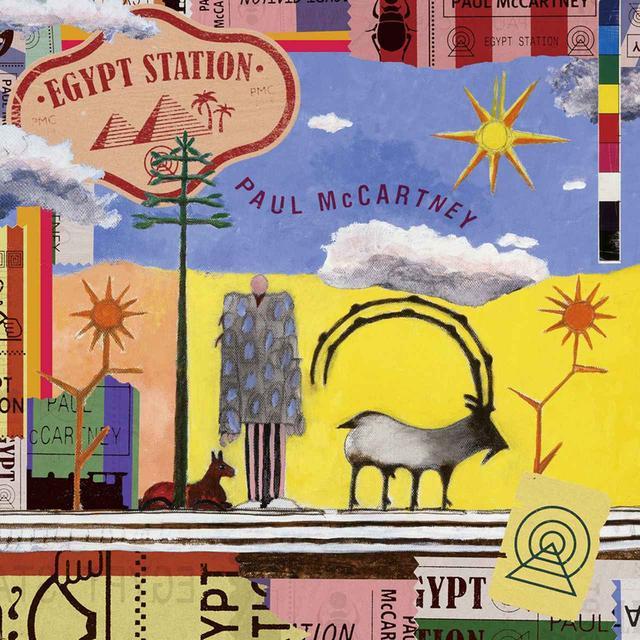 画像: ※写真はポール・マッカートニー「エジプト・ステーション」(3240円)