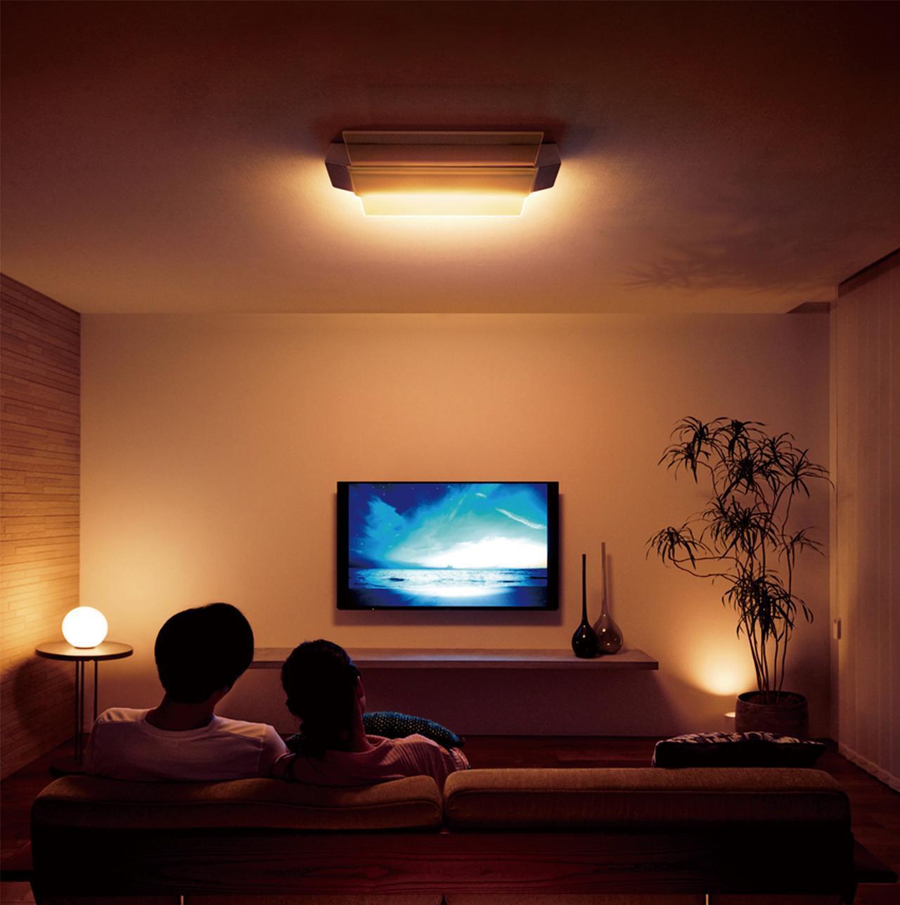 画像2: パナソニック AIR PANEL LED THE SOUND 実売価格例:6万7220円(12畳用)