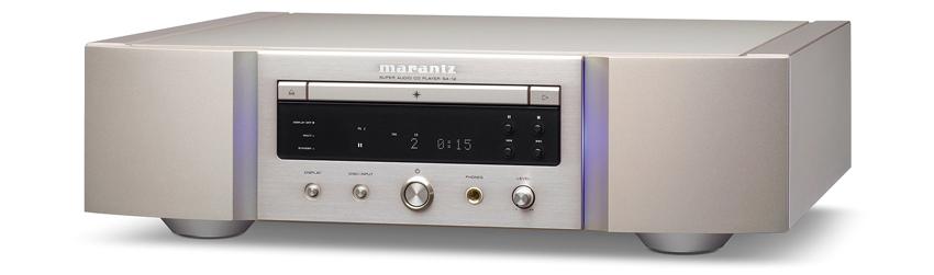 画像: 出来合いのDACでなく、音作りの自由度を得るために独自のDSD変換DACを搭載したSACDプレーヤーだ。 ●幅440㎜×高さ123㎜×奥行き419㎜●16.4㎏
