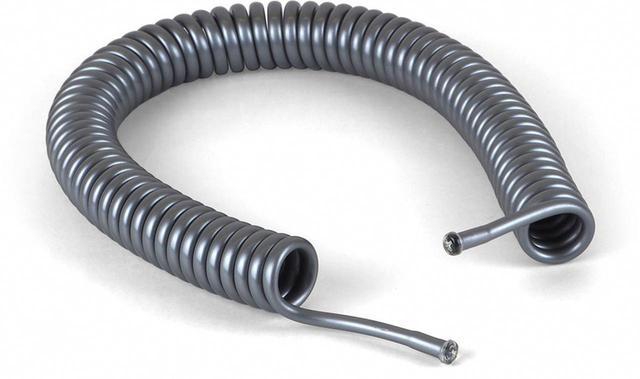 画像: ケーブルに巻きつけて浮かせ、内部の特殊溶液で振動を吸収する、新しいタイプのケーブルインシュレーターだ。